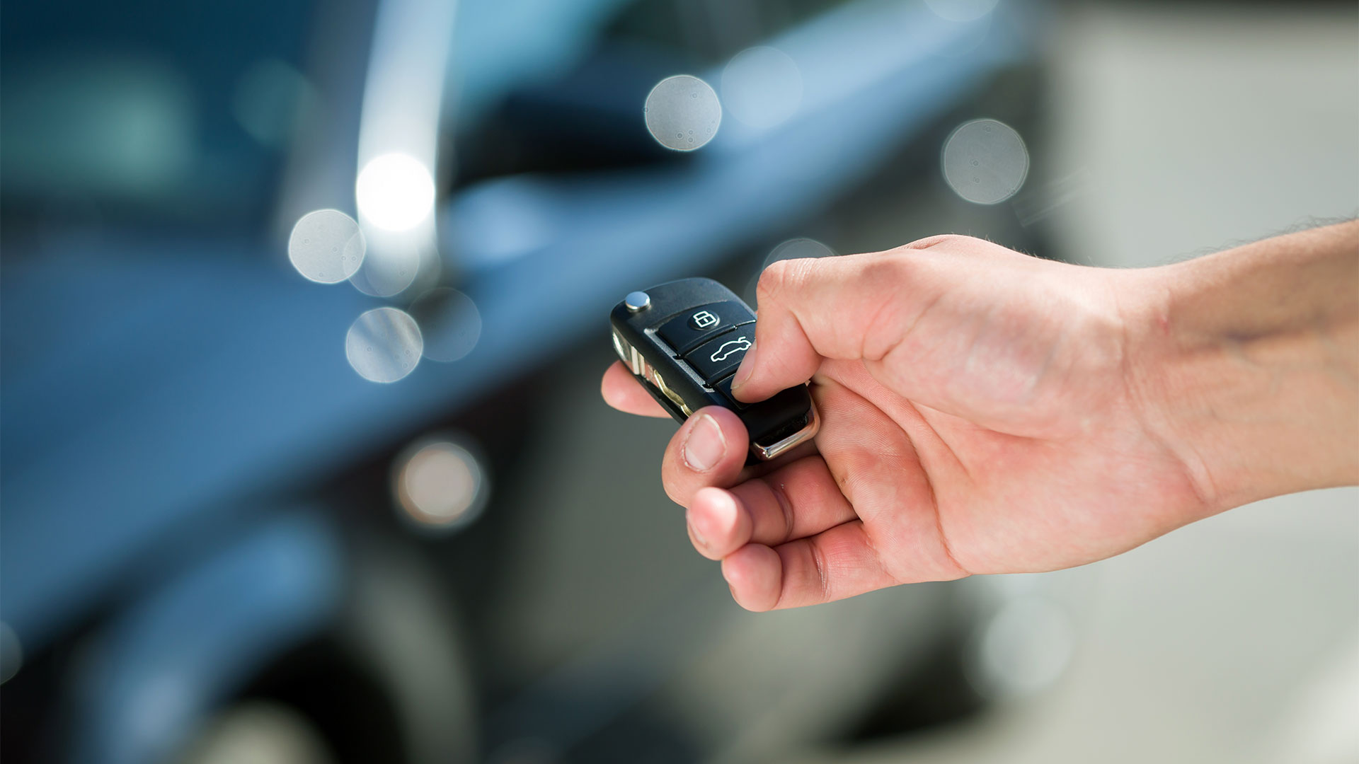 Remote Control Car Keys